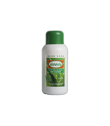 99,6% Pure Aloveria 500ml