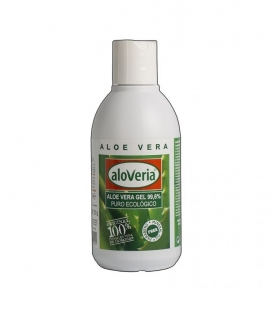 Gel Aloe Vera Puro 99.6% Aloveria 250 ml - Biológico y Natural