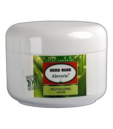 Crema de Aloe Vera Revitalizante 200ml