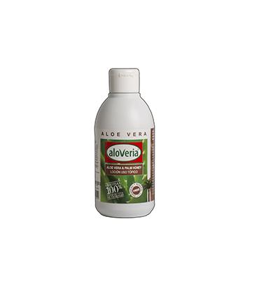 Gel 100% Natural con Miel de Palma y Aloe Vera 500ml