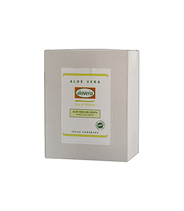 Bag-in Box 3kg 99,6% Pure Aloveria