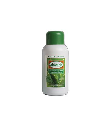 Gel Aloe Vera Puro 99.6% Aloveria 1L - Biológico y Natural
