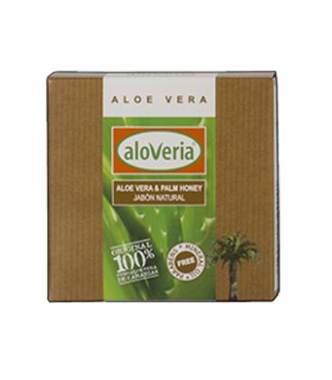 Natural Soap with Canary Palm Honey Aloe Vera
