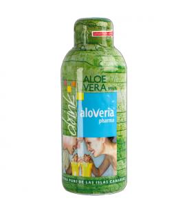 Aloe Vera 1L Frischpflanzensaft 99,6% Bio Quialität
