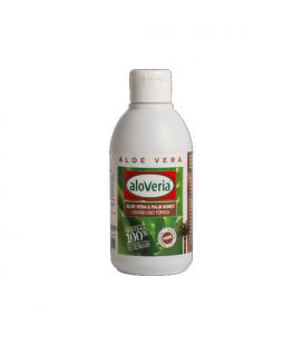 Gel Puro de Aloe Vera con Miel de Palma 250ml ecológico